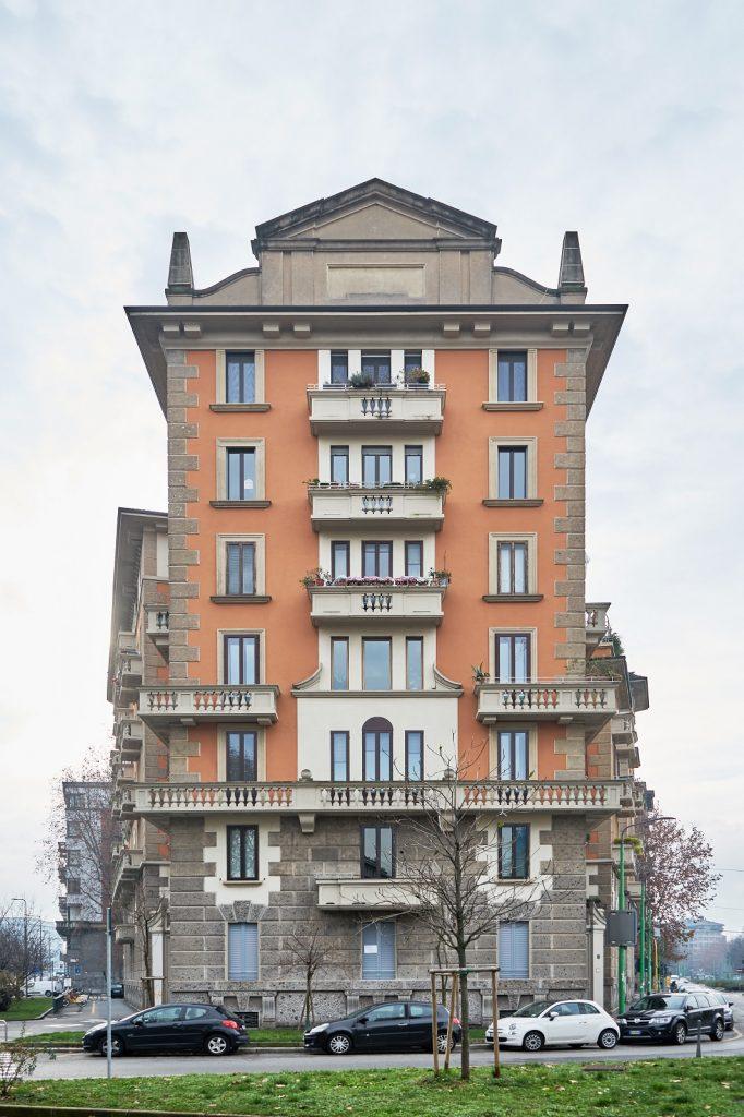 Via Giambologna, 1 – Bocconi