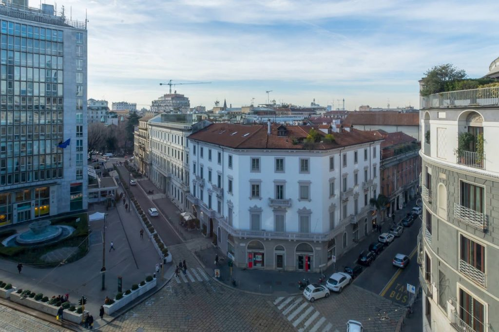 Via Turati, 26 – Quadrilatero